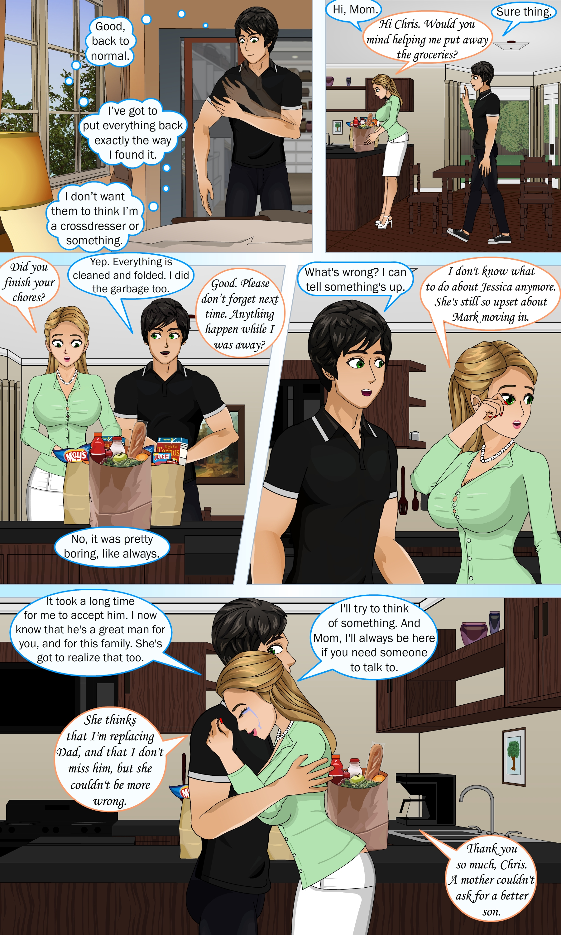 Different Perspectives Page 13 on