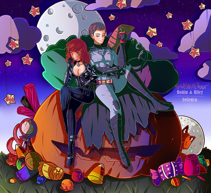 Robin and Riley 800