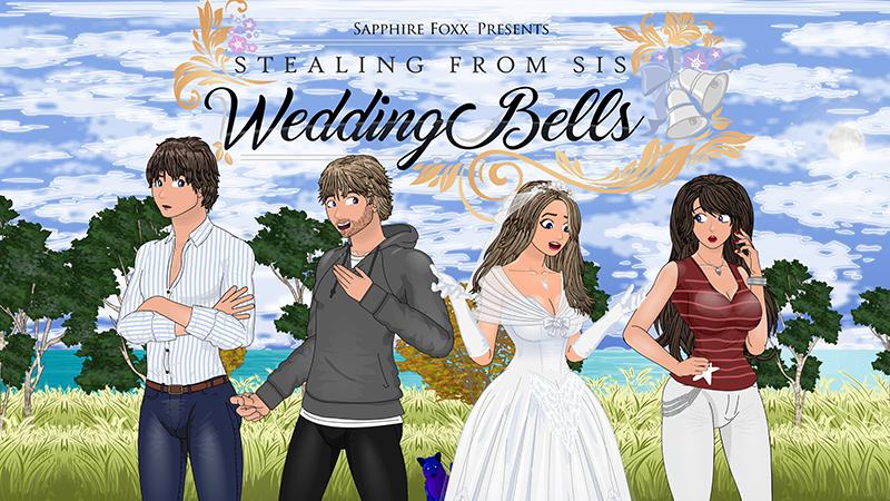Stealing From Sis: Wedding Bells