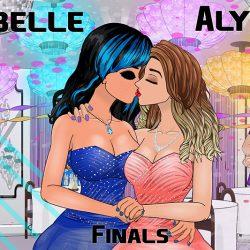 Waifu Tournament Finals: Alyssa Vs Isabelle